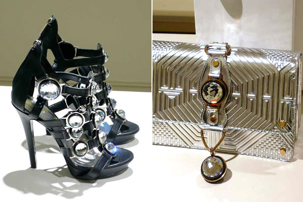 Accessories from Versus by Christopher Kane