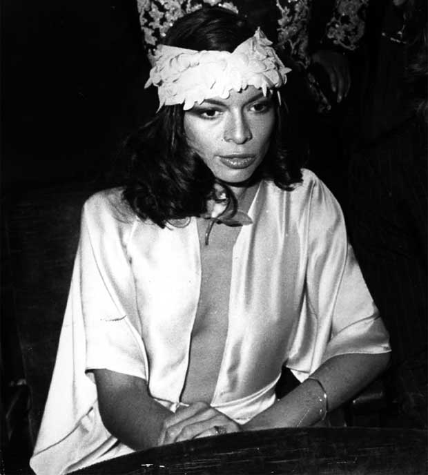 Bianca at nightclub Studio 54