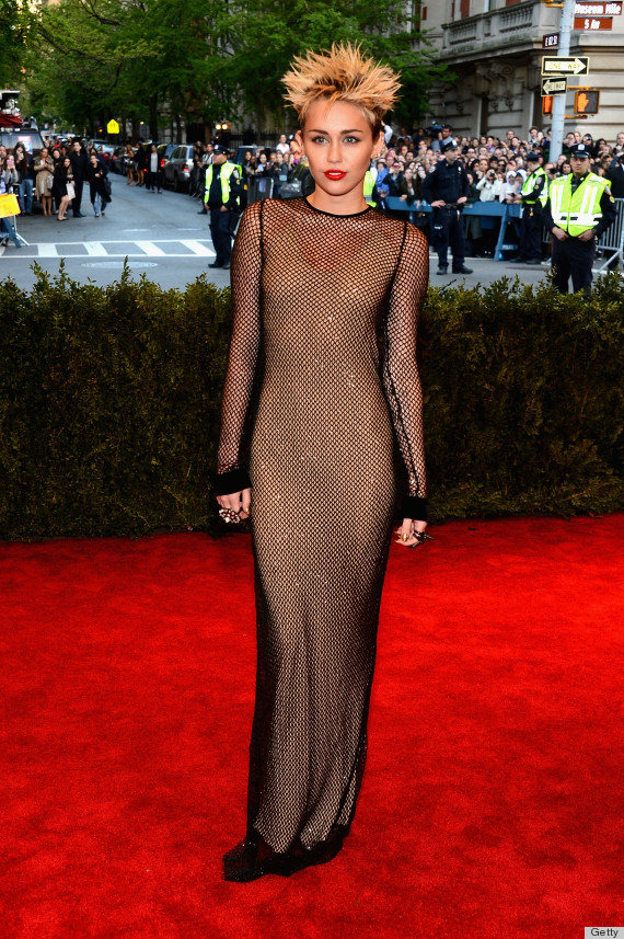 BEST DRESSED: Miley Cyrus in Marc Jacobs