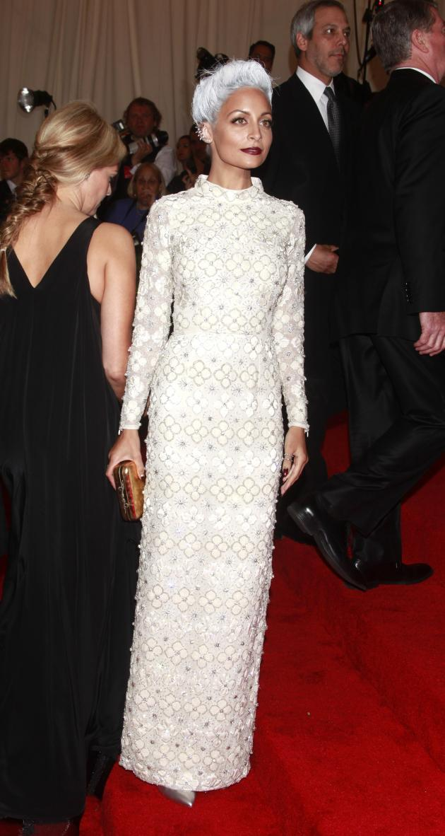BEST DRESSED: Nicole Richie in Topshop